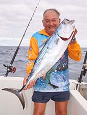 Mahi Mahi x 1 on BKs Gold Coast Fishing Charters